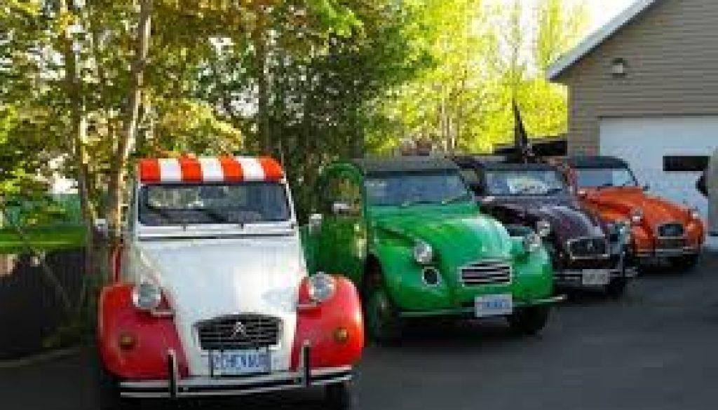 Louer une voiture historique pour un rallye découverte