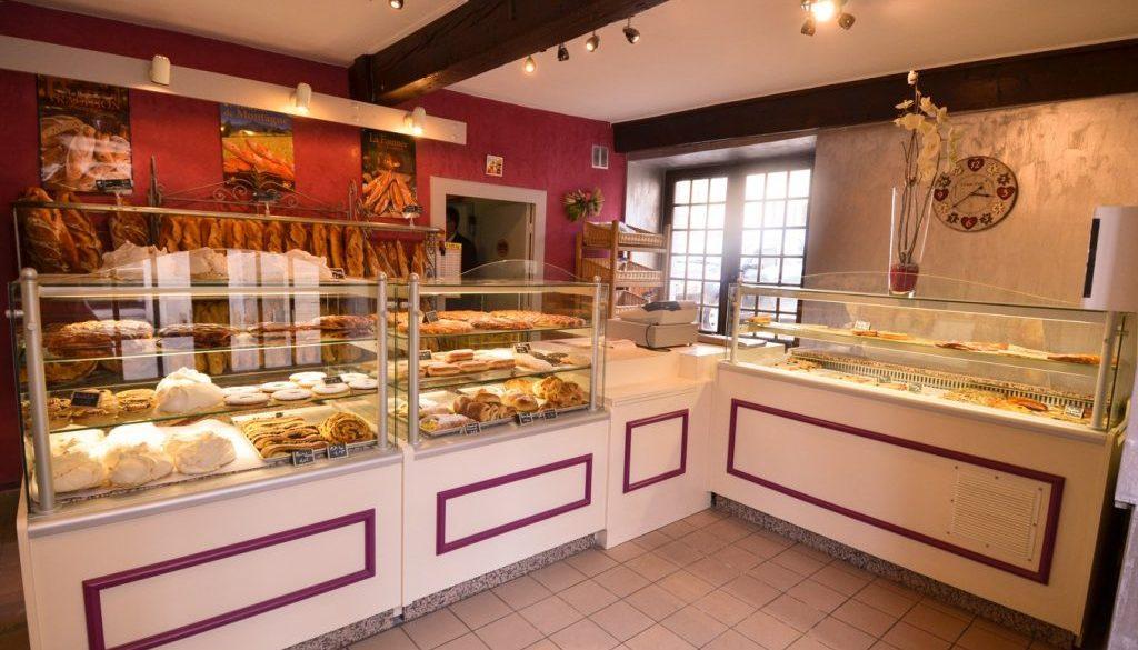 Agencement d'une boulangerie, les mobiliers nécessaires