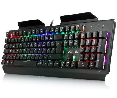 Un clavier mécanique, un matériel informatique durable et confort d'utilisation!