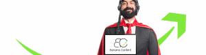 Présentation de plateforme de marketing automation Banana Content