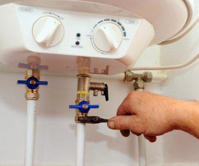 Comment réparer une fuite sur ballon d'eau chaude?
