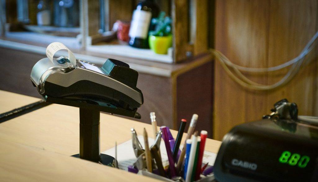 Les avantages de l'utilisation d'une caisse enregistreuse